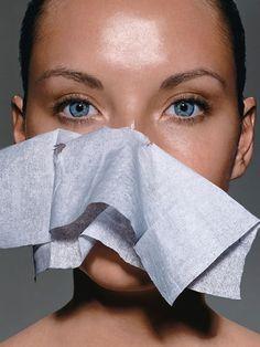 Shine Control: 7 Tips for Fighting Oily Summer Skin: Skin Care: allure.com