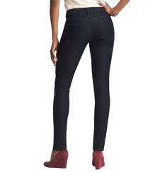 LOFT - Curvy Skinny Jeans in Rinse Wash