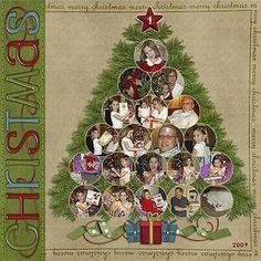 Love this for Christmas.  :) #memoriesscrapbook