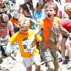 Outdoor parents, take note :) - Fun for the whole family doesn't have to mean boring for you. These high-adrenaline festivals will keep everyone going all day.