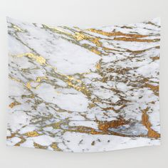Buy Gold Marble by Jenna Davis Designs as a high quality Wall Tapestry. Worldwide shipping available at Society6.com. Just one of millions of products available.