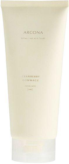 ARCONA Cranberry Gommage, Exfoliate AM 3.4 oz (100 ml)