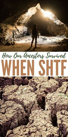 How Our Ancestors Survived When SHTF — SHTF isn't just a modern phenomenon. Our ancestors survived many disasters. It's best to learn their lessons. The Gila Cliff Dwellings are a great example.