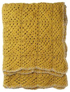 Hand Crochet Throw