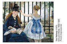 A Generous Education: Manet Art Cards  (2013-14 term 2)