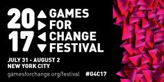 Explore the positive power of digital games and virtual technologies in three days of keynotes, panels, and workshops | July 31 - August 2 | New York City