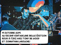 Le 19 octobre 2019 une très edition au @132barvintage avec le merveilleux @johnathanlarouche aux cocktails et Dj Tony Be Good ( @dutonybegood ). ... C'est le soir parfait pour se dégourdir les pâtes jusqu'à pas d'heure !!! ... Rock'n'roll jusque minuit et années 80/90/2000 après ça !!! :) ... Les Rock-à-Tiki au 132 c'est toujours une réussite. ... #histoire #rockabilly #80s #90s #2000s #dance #dancing Parfait, Rockabilly, Cocktails, Movies, Movie Posters, Craft Cocktails, Film Poster, Films, Popcorn Posters