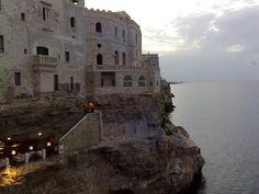 Polignano - Italy - Creo que voy a tener que superar mi aversion y conocer estos lugares increibles