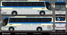 DESENHOS ONIBUSALAGOAS: SERRANO  4607