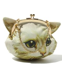 Frivolous Fabulous - Sweet Kitty Handbag Frivolous Fabulous Kitten