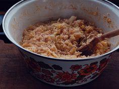 Prasorizo rýže se zelím   Ze zahrady do kuchyně