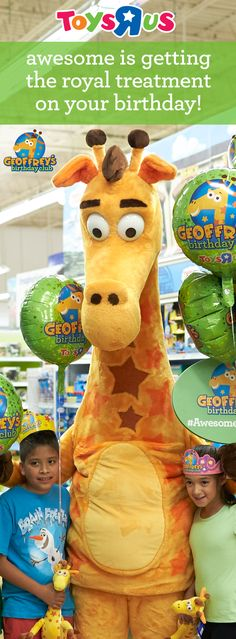 Geoffrey meet and gr