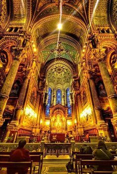 Notre Dame Cathedral, Paris - I attended mass in this gorgeous cathedral. I hope to someday attend Christmas mass at Notre Dame de Paris Places Around The World, The Places Youll Go, Places To See, Places Ive Been, Beautiful Architecture, Beautiful Buildings, Beautiful Places, Cathedral Architecture, Paris Architecture