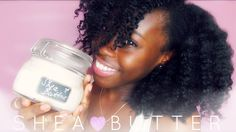 Hello loves I'm finally going to share with you how I make my homemade fluffy Shea butter cream. Keeps my hair soft and shiny and fluffy. I use this to lock in moisture and to style my hair. Use it when using the LOC Method as my Cream to lock in moisturize in my hair for my twist out, braid out, everything! I love it!