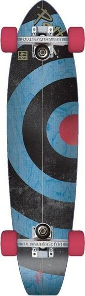 "Sultan Surf Pottz (31"" x 7.5"") (Limited Edition w/Bennett Trucks) picture"