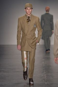 Joao Pimenta Fall Winter 2016/17 Otoño Invierno - Sao Paulo Fashion Week - Spring Summer 2016  - #Menswear #Trends #Tendencias #Moda Hombre - MFT