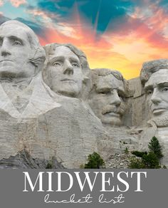 The Midwest covers so much of the United States and it is filled with so much to see! If you're not sure what to visit, check out this Midwest bucket list!