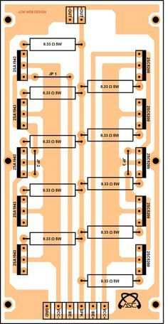 Here in this article, we can learn about transistor circuit diagram of and we can get the diagram to make this circ… in 2019 Car Audio Amplifier, Hifi Speakers, Dc Circuit, Circuit Diagram, Audio Digital, Circuit Board Design, Electronic Circuit Projects, Speaker Plans, Electronic Schematics