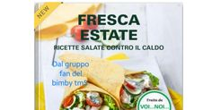 TM5 - COLLECTION FRESCA ESTATE RICETTE SALATE CONTRO IL CALDO.pdf Thing 1, Caldo, Party Finger Foods, Snack Recipes, Snacks, Appetizers For Party, Biscotti, Buffet, Chips