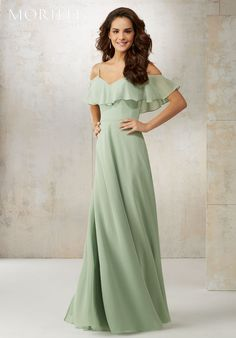 For Laura - Flowy like the Anthro one | Morilee by Madeline Gardner Bridesmaids