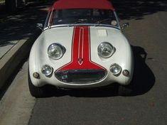 1959 Austin-Healey Bugeye Sprite (AN5L27500) : Registry : The Austin-Healey Experience