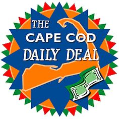 The Cape Cod Daily Deal offers amazing discounts for the Cape and Island's best #restaurants, spas, golf, activities, business services and events! We offer the best Daily Deals on Cape Cod! http://www.capecoddailydeal.com/
