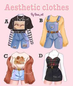 Teen Fashion Outfits, Anime Outfits, Retro Outfits, Cute Casual Outfits, Fashion Art, 40s Fashion, Classy Fashion, Grunge Outfits, Winter Fashion