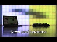 PixelInvaders DIY Led Panels Kit
