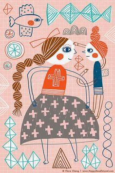 FLORA CHANG - love print studio blog: January 2015