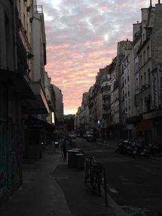 Rue du Faubourg Saint-Denis, Paris