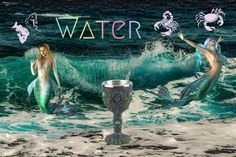 Water signs and water magic. Blog is available in English. :) Water Signs, Water Element, English, Magic, Movie Posters, Movies, Blog, Painting, 2016 Movies