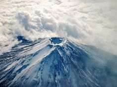 Atop Fuji-san (Mt. Fuji, Japan) by Nearly-Normal