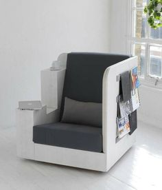 DIY Tree Seats - The T3 Tree Chair by ZO-Loft Provides an Impromptu Outdoor Furniture Piece (GALLERY)