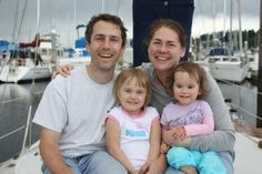 Sailing Wondertime, A live aboard family blog