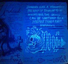 Gravity Falls Journal 3 Replica - The Undead 2 by leoflynn on DeviantArt