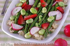 Recetas saludables con quinoa. www.farmaciafrancesa.com