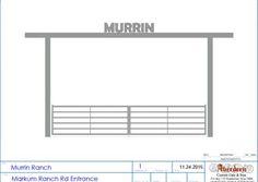 murrin ranch gate drawing