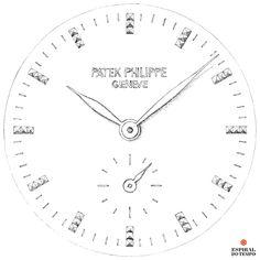 Patek Philippe Ladies' Watch — Calatrava Ref. 7122 © Espiral do Tempo / Magda Pedrosa