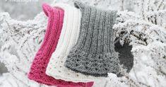 / Kaupallinen yhteistyö, Lankamaailma / Nyt kun pakkasherra on saapunut tänne Tampereellekin, niin villasukat ovat kovassa k... Crochet Socks, Knitting Socks, Knitted Hats, Knit Crochet, Drops Design, Mittens, Needlework, Diy And Crafts, Winter Hats