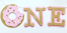 Hey, I found this really awesome Etsy listing at https://www.etsy.com/listing/463600989/donut-first-birthday-banner-first
