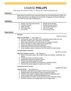 Resume For Maintenance 7 Best Industrial Maintenance Resumes Images On Pinterest