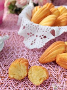 Come fare le madeleine