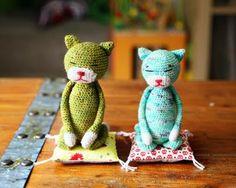 Labores en Red: 2101.- Amigurumi: Amineko  Crochet Susana Jiménez Crochet