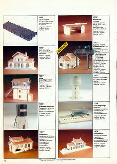 catalogue Jouef 1981 page 16