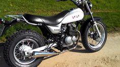 Suzuki Rv 125 VanVan custom Bike