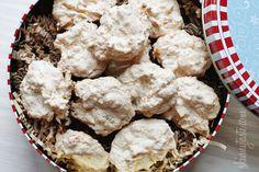 To Die for Coconut Cookies-- skinnytaste