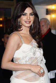 Priyanka wants to preserve the sari from Barfi!