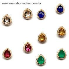Pronto! Atendendo a pedidos, todas as cores na loja virtual!!! www.mairabumachar.com.br