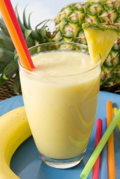 pineapple smoothies\