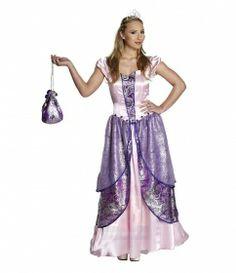 Faschingskostüm Prinzessin Bella